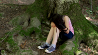 Scared-girl-lost-in-forest-looking-around-and-crying nj dxdeme F0012.png